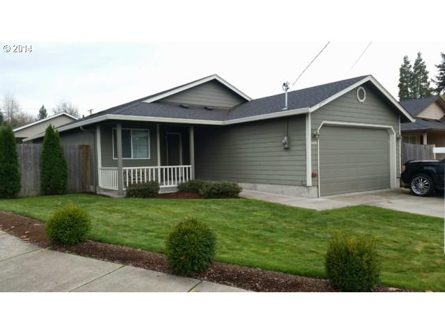 4595 CAMELLIA, Springfield OR 97478