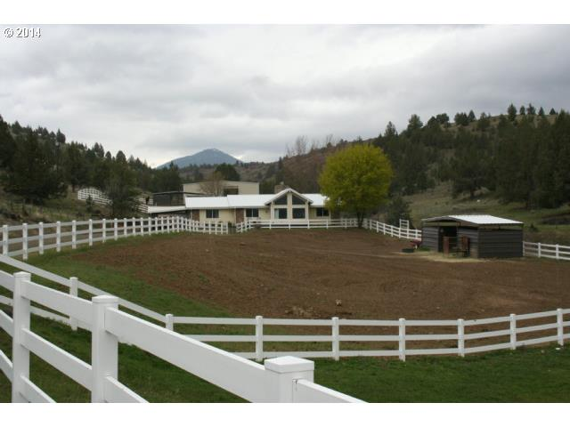 26866 LAYCOCK CREEK RD, Mount Vernon, OR 97865