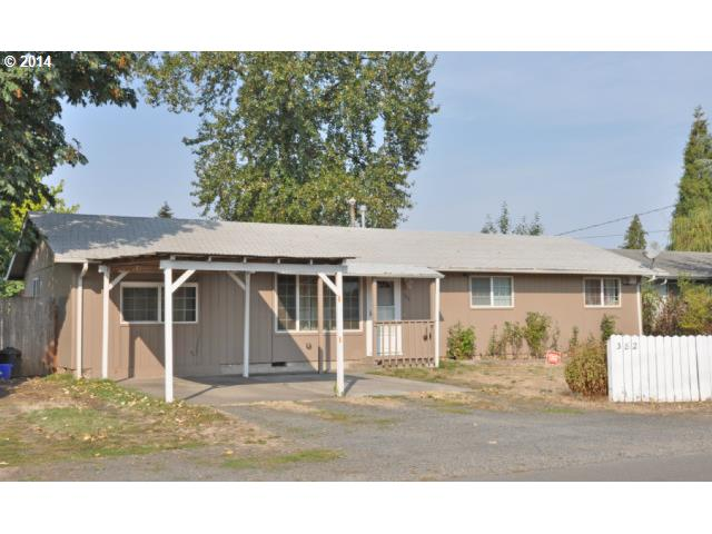 382 S 46TH, Springfield OR 97478