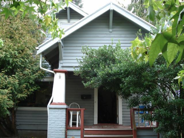 4422 NE 27TH, Portland OR 97211