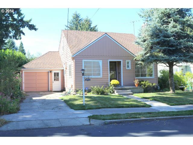 4641 NE 37TH, Portland OR 97211