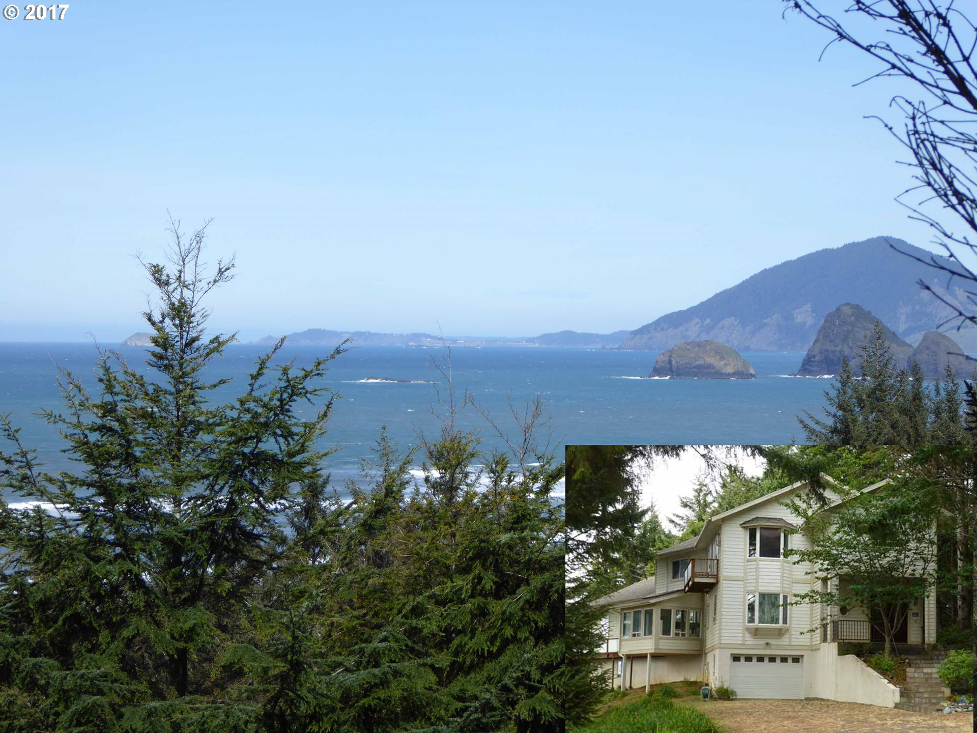 Gold Beach, OR 4 Bedroom Home For Sale