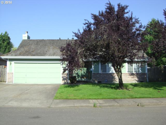 877 S 45TH, Springfield OR 97478