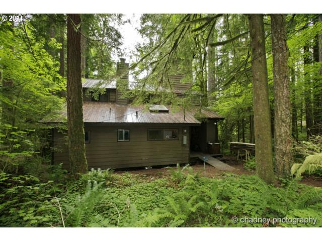 25993 E HENRY CREEK RD, Rhododendron, OR 97049