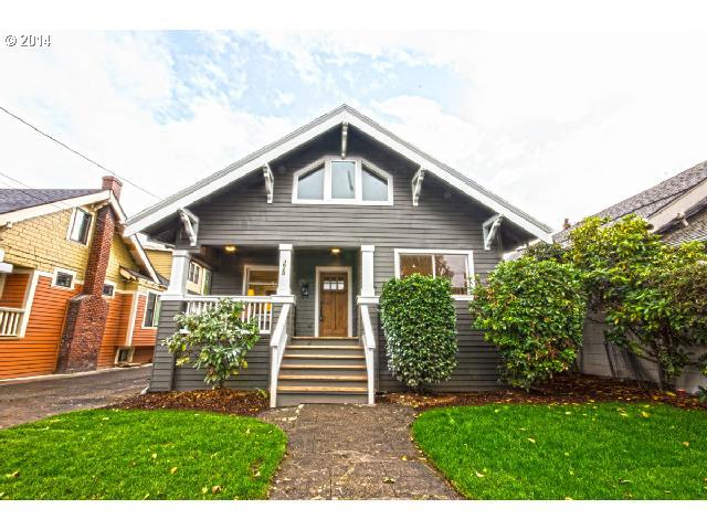 3920 SE GRANT, Portland OR 97214