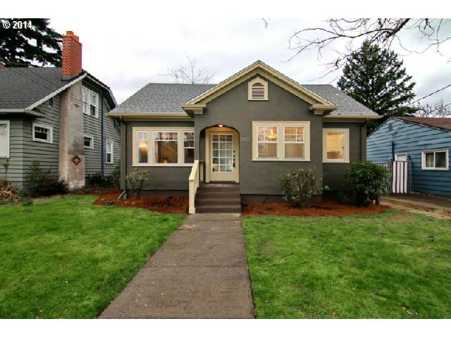 1723 NE 54TH, Portland OR 97213