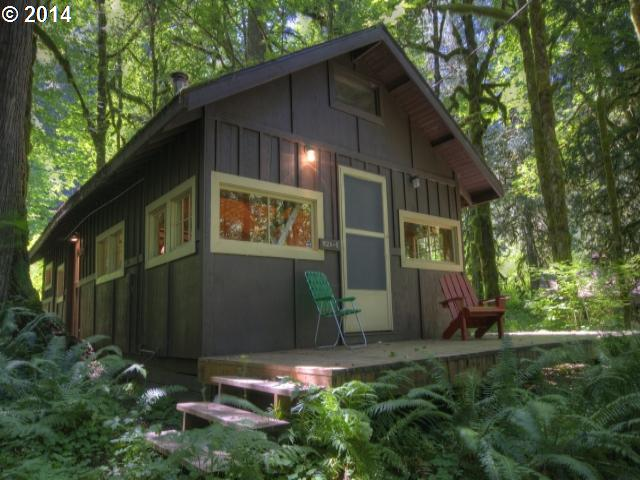 Property details buyer resources mt hood area real for Cabins near portland oregon