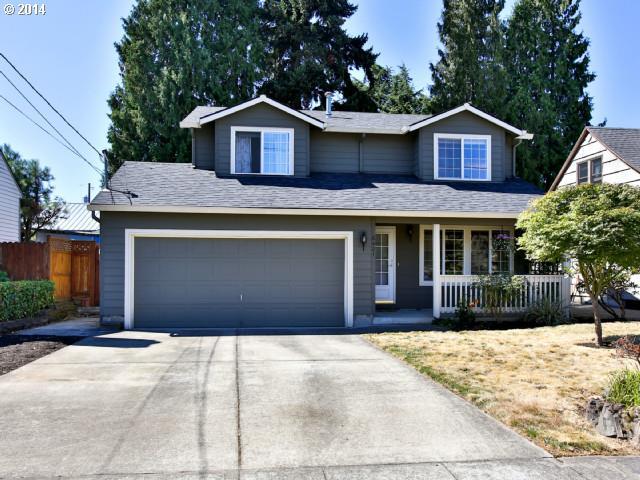 6421 N OMAHA, Portland OR 97217