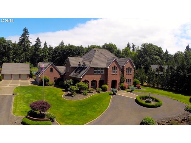 Tualatin 4 Acre Mini-Estate