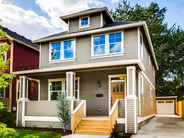 9043 N OSWEGO, Portland OR 97203