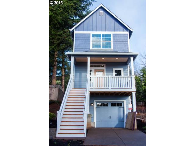 1707 SW MOSS, Portland OR 97219