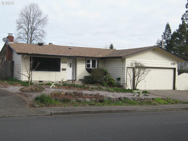 635 E 36TH AVE, Eugene OR 97405
