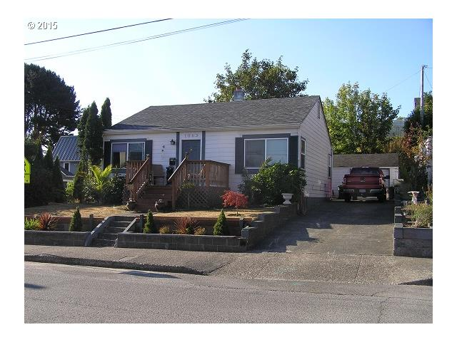 1063 ELROD , Coos Bay OR 97420
