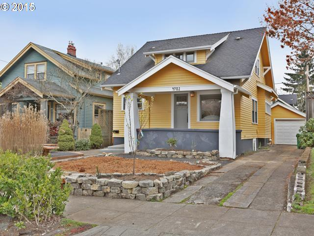 4702 NE 30TH AVE, Portland OR 97211