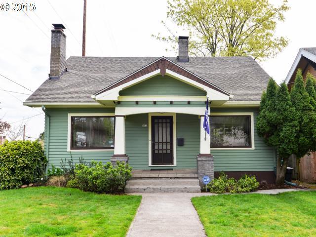 502 SE 69TH AVE, Portland OR 97215