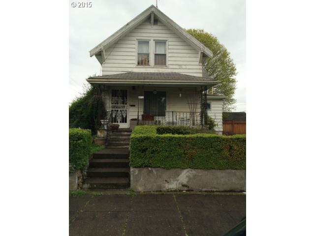 6015 N HOUGHTON ST, Portland OR 97203