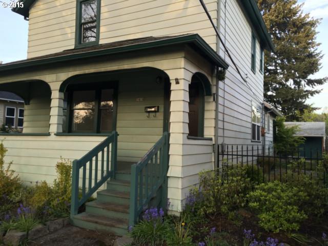1418 SE 43RD AVE, Portland OR 97215