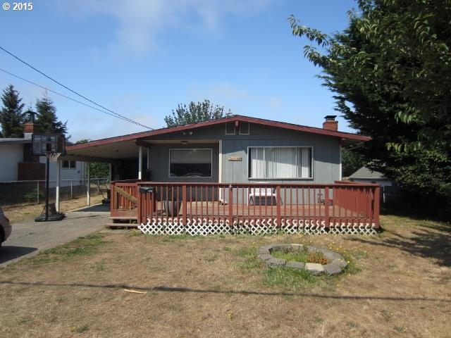370 N WALL , Coos Bay OR 97420
