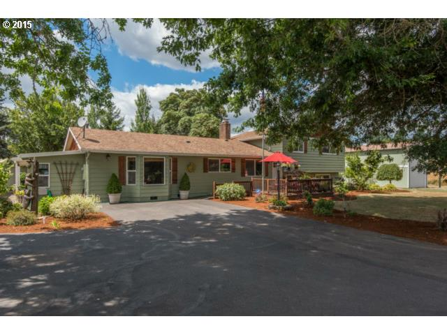 10813 S GEORGE ANN RD, Oregon City OR 97045