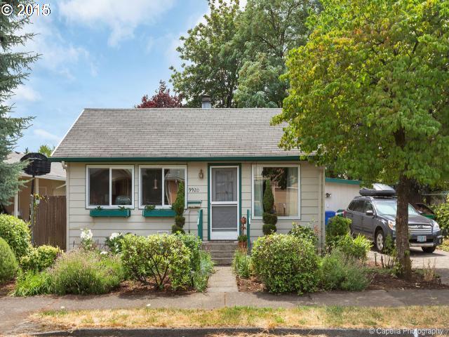 9920 SE ELLIS ST, Portland, OR