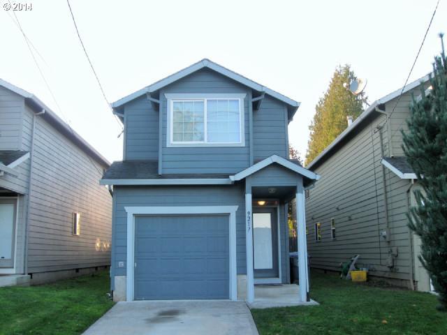 9217 N HODGE AVE, Portland OR 97203