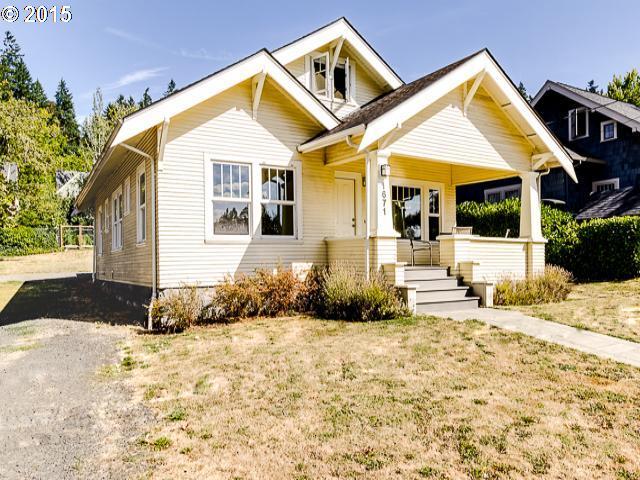 1671 WALNUT ST, Eugene OR 97403