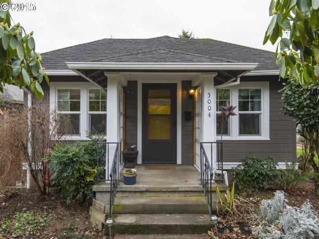 5004 SE CARLTON, Portland OR 97206
