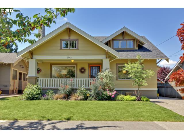 2943 NE 51ST AVE, Portland OR 97213