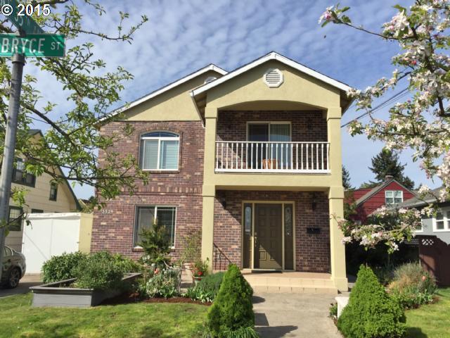 3529 NE BRYCE ST, Portland OR 97212