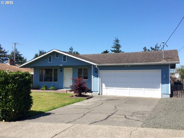 480 S WASSON ST, Coos Bay OR 97420