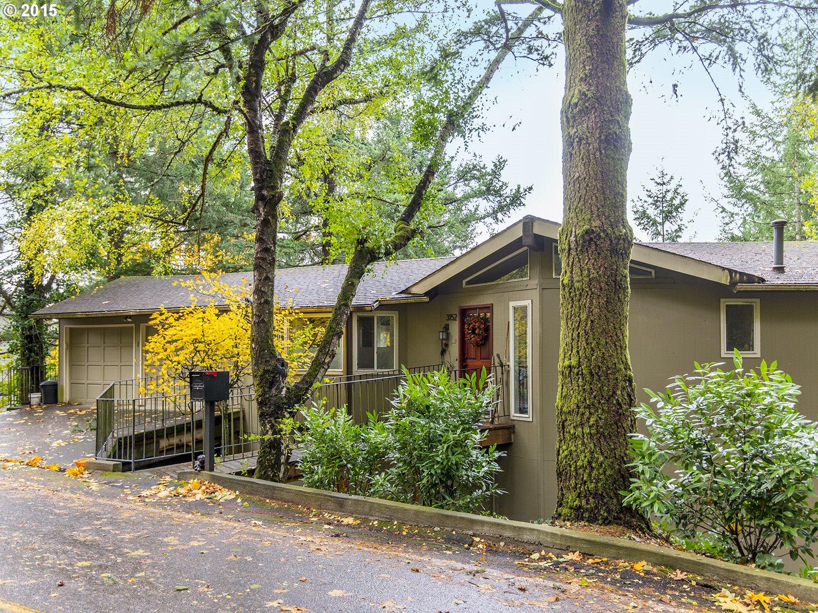 3152 SW FAIRMOUNT BLVD, Portland OR 97239