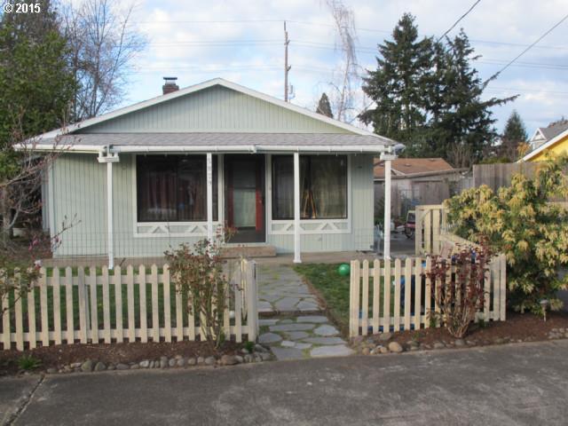 5829 SE PARDEE ST, Portland OR 97206