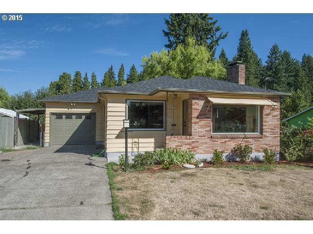 9331 N BRISTOL AVE, Portland OR 97203