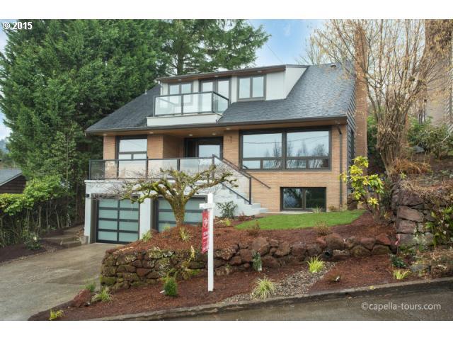 916 SW DAVENPORT, Portland OR 97201