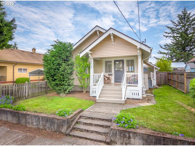4519 NE 25TH AVE, Portland OR 97211