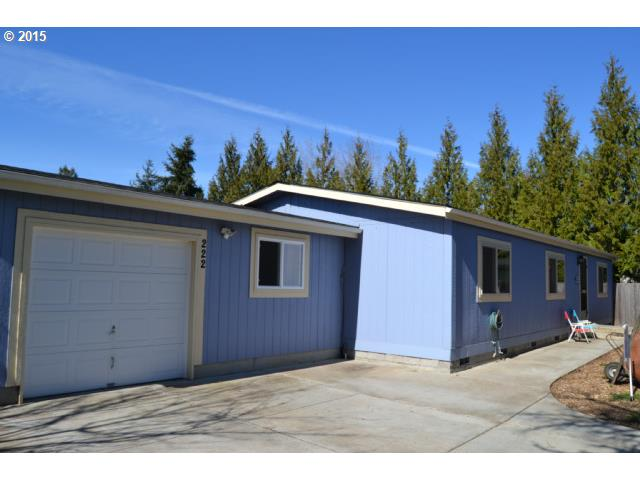 222 58TH ST, Springfield OR 97478