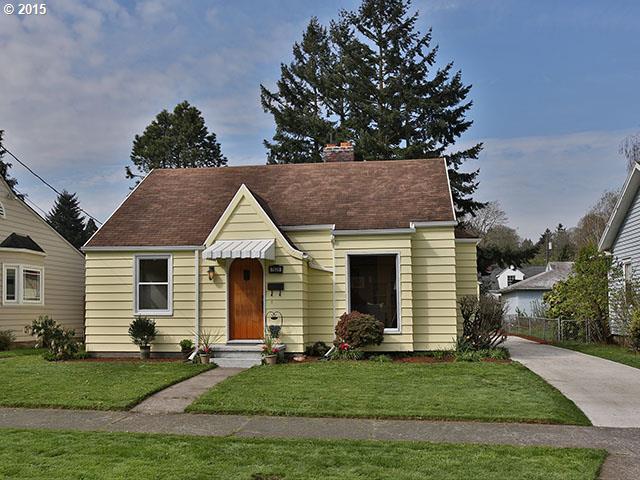 7629 N WASHBURNE AVE, Portland OR 97217