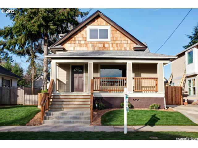 7401 N IVANHOE ST, Portland OR 97203