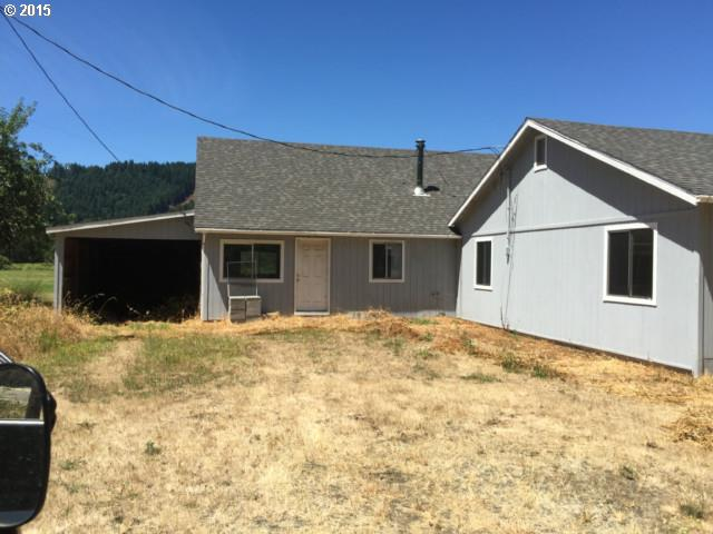 2880 sq. ft 3 bedrooms 1 bathrooms  House For Sale,Reedsport, OR