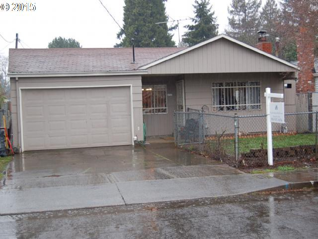 8731 SE KNAPP ST, Portland, OR