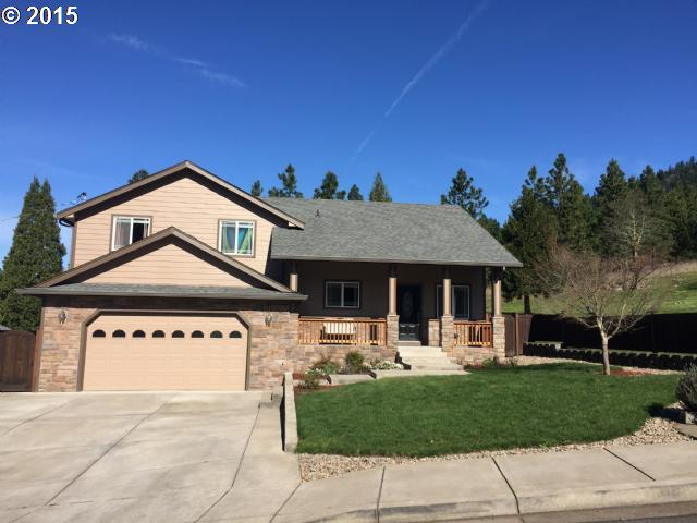 495 E 1ST ST, Lowell OR 97452