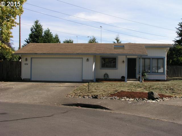431 PANDA LOOP, Eugene OR 97401