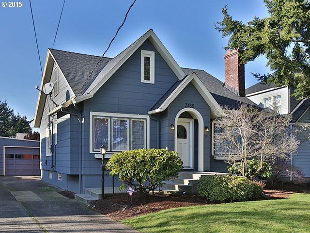 3135 NE 58TH, Portland OR 97213
