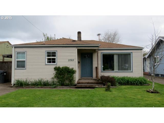 2785 HILYARD ST, Eugene OR 97405