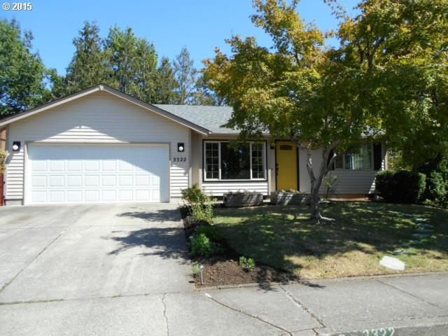 3322 CHAUCER WAY, Eugene OR 97405