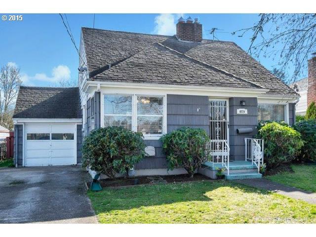 4324 NE 68TH AVE, Portland OR 97218