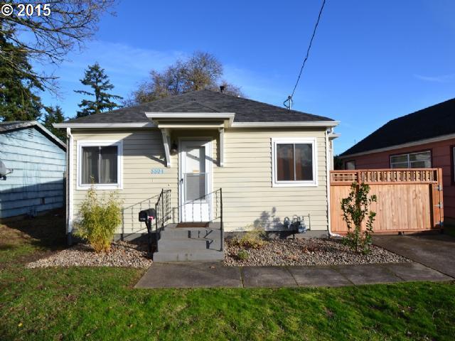 5504 SE 91ST, Portland OR 97266