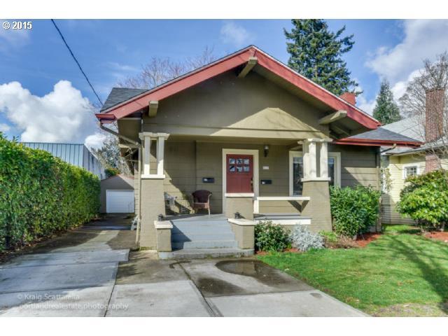 3015 NE 62ND AVE, Portland OR 97213