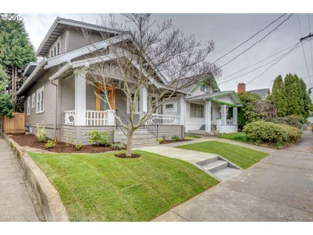 4607 SE 30TH AVE, Portland OR 97202