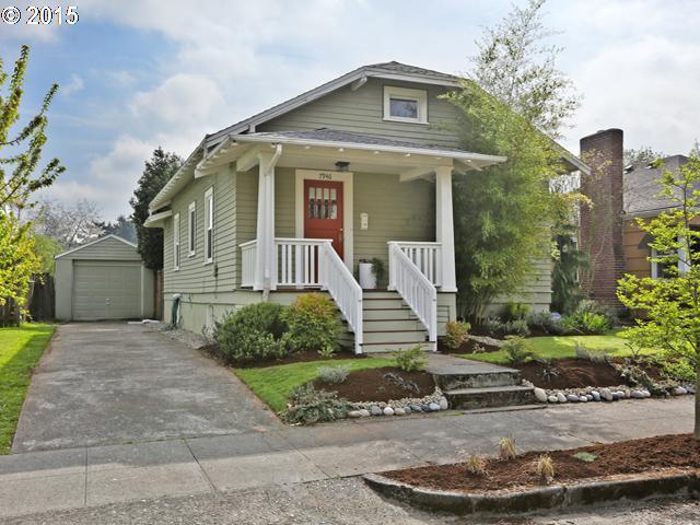 7946 N HODGE AVE, Portland OR 97203